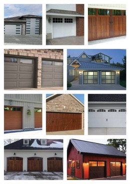 new garage doors and garage door installation