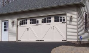 Carriage House Style Residential Garage Doors