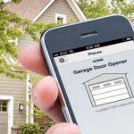 smart garage door opener