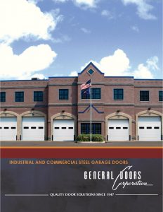 industrial commercial steel garage doors by general